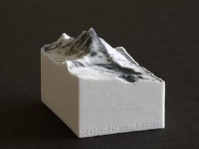 Matterhorn, Switzerland/Italy, 1:100000 Explorer in Full Color Sandstone