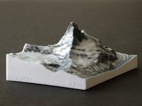 Matterhorn, Switzerland/Italy, 1:50000 in Full Color Sandstone