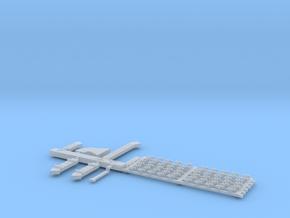 1/700 Scale Nimitz Class External Details in Smoothest Fine Detail Plastic
