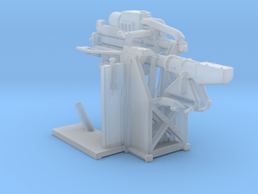 1/192 USN 5 inch Loading Machine Port in Smooth Fine Detail Plastic