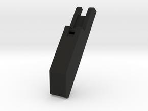 Jing Gong AU3G back RIS/RAS Lock in Black Natural Versatile Plastic