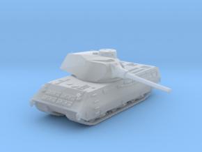 1/285 (6mm) German VK 100.01 (P) Ausf.B Heavy Tank in Smooth Fine Detail Plastic