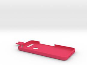 Google Pixel Bunny Case in Pink Processed Versatile Plastic