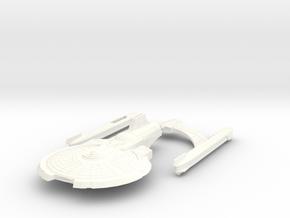 USS Kelvar Class  in White Processed Versatile Plastic