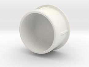 Ikea HOLE CAP 139251 / 133188 / 139502 / 139418 /  in White Natural Versatile Plastic