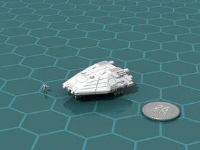 Planet Hopper in White Natural Versatile Plastic
