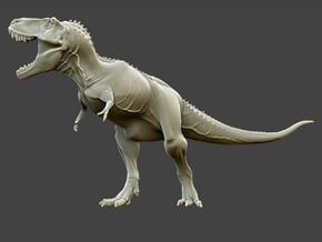 Tyrannosaurus Rex Krentz in White Natural Versatile Plastic