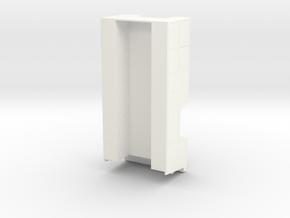 Keimig Harvesting Service Bed in White Processed Versatile Plastic