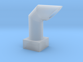 Dachlüfter 2 alt 1:120 in Smooth Fine Detail Plastic