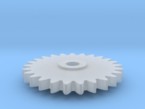 Lower Sled Gear for CD Player in Smoothest Fine Detail Plastic