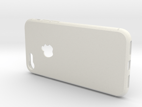 iPhone 7 Slim Case in White Natural Versatile Plastic