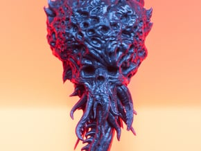 Floating Horror - 75mm Miniature in Smooth Fine Detail Plastic