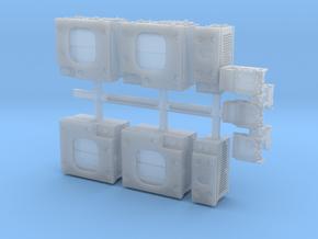 AN/VRC-12 Radios set MSP35-045 in Smooth Fine Detail Plastic: 1:16