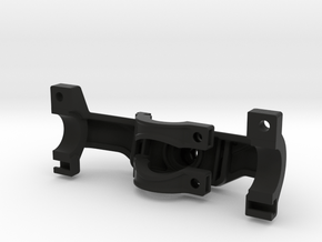 Monster821_NAVIHALTER_Quadlock_Vers1 in Black Natural Versatile Plastic