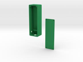20700 MOD in Green Processed Versatile Plastic