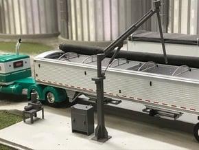 1/64 scale truck grain probe in Smooth Fine Detail Plastic