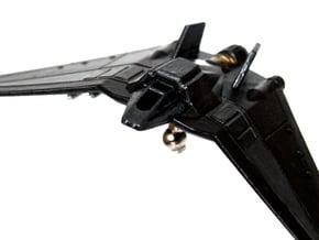 F-302 Interceptor: 1/270 scale in White Natural Versatile Plastic