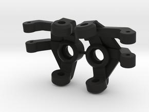 NCYota Double Shear Knuckle Set in Black Natural Versatile Plastic