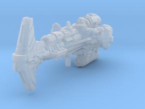 (Armada) Combat Hammerhead Corvette in Smooth Fine Detail Plastic