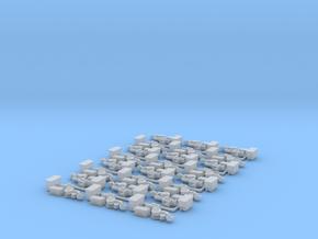 Case IH 1200 Row Unit w/ Standard Hopper (24) in Smooth Fine Detail Plastic