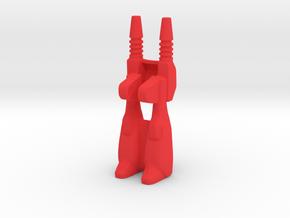 targetmasters Onderkant 2 in Red Processed Versatile Plastic