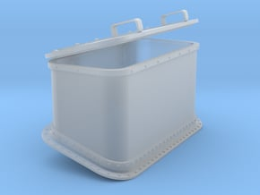 G SCALE A5 WATER FILL WITH OPENING LID in Smoothest Fine Detail Plastic