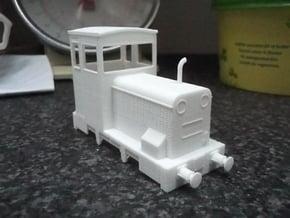 "5.5mm Scale Talyllyn Railway ""Merseysider"" Body Ki in White Natural Versatile Plastic"