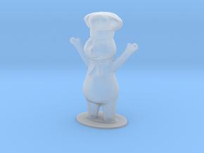 Dough Boy Figure in Smoothest Fine Detail Plastic: 1:64 - S