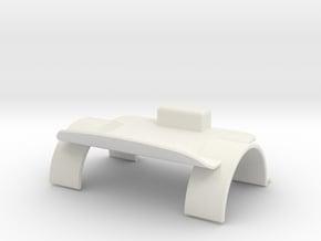 DAF-vloer-1to14 in White Natural Versatile Plastic