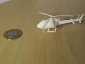 008A EC.350 Ecureuil 1/144 in White Natural Versatile Plastic
