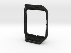 Sony Smartwatch 3 NATO 22mm adapter in Black Natural Versatile Plastic