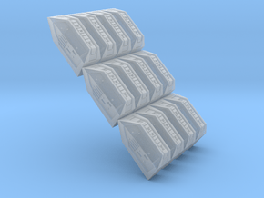 Beast Support Modules (12) in Smooth Fine Detail Plastic