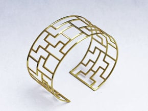 Tracelet Four in 18K Gold Plated
