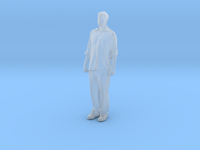 Printle C Homme 197 - 1/87 - wob in Smooth Fine Detail Plastic