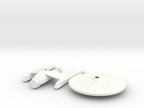 2500 Belknap Cruiser in White Processed Versatile Plastic
