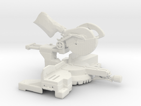 Printle Thing DiscTool - 1/24 in White Natural Versatile Plastic