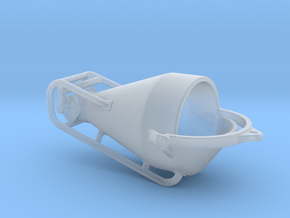 1-87 Concretebucket 750L , Betonkubel 750L in Smooth Fine Detail Plastic