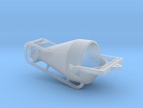 1-87 Concretebucket 2000L , Betonkubel 2000L in Smooth Fine Detail Plastic