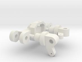 6080 FWA Allis Chalmers in White Natural Versatile Plastic