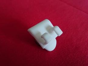 PlayStation PSVR Cable Holder in White Natural Versatile Plastic