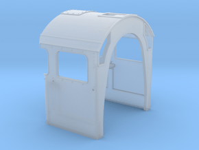 A0 - H1 Cab for A0 Boiler in Smooth Fine Detail Plastic