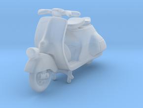 Vespa   1:120 in Smooth Fine Detail Plastic