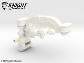 FA10001 Engine for Tamiya Wild One, FAV in White Processed Versatile Plastic