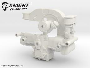 SR20001 Mk2 SRB Main Engine Part 1 of 2 in White Processed Versatile Plastic