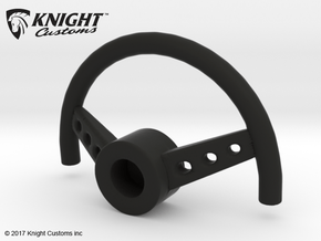 SR30003 SRB driver wheel (3 of 5) in Black Natural Versatile Plastic