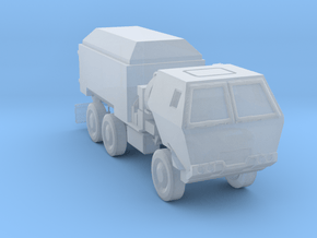M1087 Up armored Van  in Smooth Fine Detail Plastic