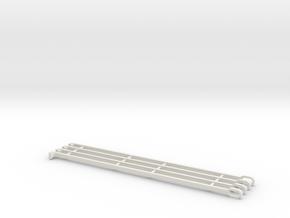 cc8800 pennants long in White Natural Versatile Plastic