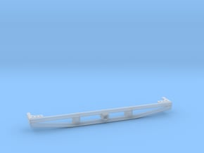 1/25 Early Bronco Rear Tube Bumper in Smooth Fine Detail Plastic