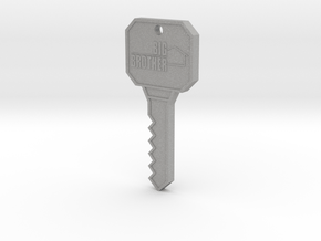 Big Brother Houseguest Key (Personalized Name!) in Aluminum