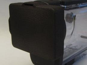 Sony MPK-UWH1 Lens cap in White Processed Versatile Plastic